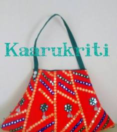 The gorgeous Lehenga Shoulder Bag