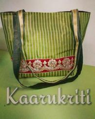 The Festive Tote - Durga Puja Collection