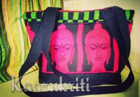 The Buddha Shoulder Bag