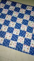 Hearts and Phones Quilt