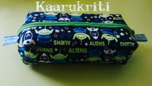 Alien Pencil pouch 1