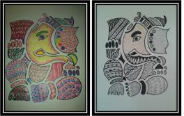 Ganesha fra,e 3