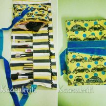 Make up pouch taxi
