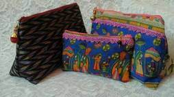Make up pouches