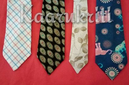 Neckties by Kaarukriti