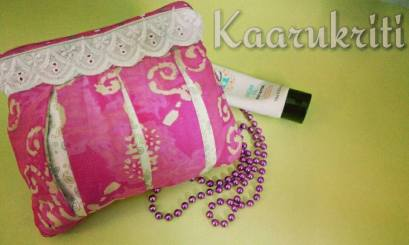 Patty Doo's Make Up pouch