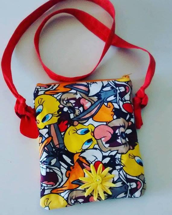 Yellow tweety sling